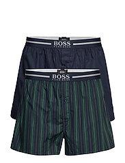 2P Boxer Shorts EW - OPEN BLUE