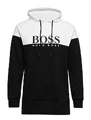 Fashion Sweatshirt H - BLACK