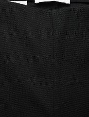 BOSS - Telestana - bukser med lige ben - black - 2