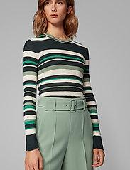 BOSS - Trima1 - bukser med brede ben - light/pastel green - 5