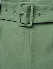 BOSS - Trima1 - bukser med brede ben - light/pastel green - 7