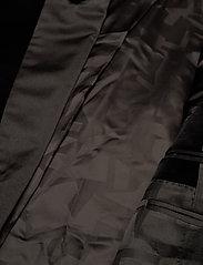 BOSS - Helward4_1 - enkeltradede jakkesæt - black - 4