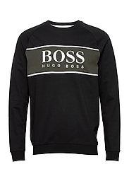 Authentic Sweatshirt - BLACK