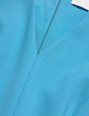 BOSS - Dadorina - midi kjoler - bright blue - 2