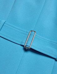 BOSS - Dadorina - midi kjoler - bright blue - 3