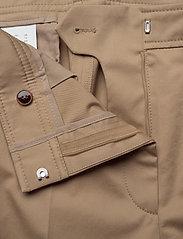 BOSS - Tadriesa - bukser med lige ben - medium beige - 3