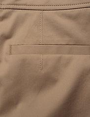 BOSS - Tadriesa - bukser med lige ben - medium beige - 4