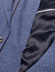 BOSS - Haylon - enkeltradede blazere - open blue - 4