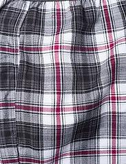 BOSS - Cosy Long Set - pyjamas - dark red - 5