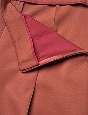 BOSS - Tawakea - pantalons droits - rust/copper - 5