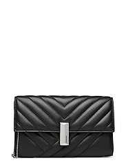 Nathalie Clutch N-Q - BLACK