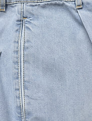 BOSS - DENIM SHORTS 1.0 - jeansshorts - medium blue - 2