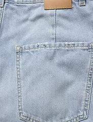 BOSS - DENIM SHORTS 1.0 - jeansshorts - medium blue - 4