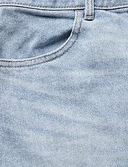 BOSS - DENIM SKIRT 1.0 - jupes en jeans - turquoise/aqua - 2