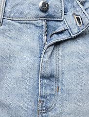 BOSS - DENIM SKIRT 1.0 - jupes en jeans - turquoise/aqua - 3