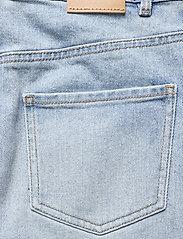 BOSS - DENIM SKIRT 1.0 - jupes en jeans - turquoise/aqua - 4