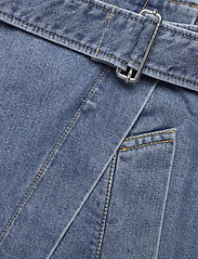 BOSS - DENIM SKIRT 7.0 - jupes portefeuille - medium blue - 3