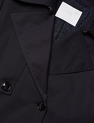 BOSS - Conry - trenchcoats - open blue - 2