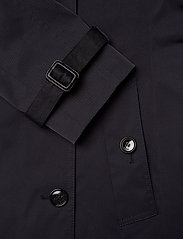 BOSS - Conry - trenchcoats - open blue - 3