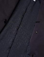 BOSS - Conry - trenchcoats - open blue - 4