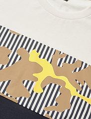 BOSS - Tiburt  217 - t-shirts à manches courtes - open white - 2