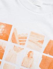 BOSS - Ecurata_Story - t-shirts - open white - 2