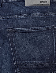 BOSS - Taber+ - tapered jeans - navy - 4