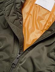 BOSS - Pabomber - vestes bomber - dark beige - 3