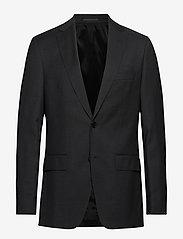 BOSS - Johnstons5 - enkeltradede blazere - black - 0
