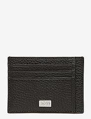 BOSS - Crosstown_S card N - kortholdere - black - 0