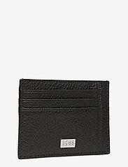 BOSS - Crosstown_S card N - kortholdere - black - 2