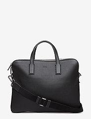 BOSS - Crosstown_S doc zips - laptoptaschen - black - 0