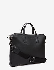 BOSS - Crosstown_S doc zips - laptoptaschen - black - 2