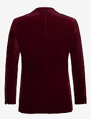 BOSS - Helward4_1 - enkeltradede jakkesæt - dark red - 1