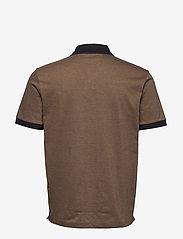 BOSS - Parlay 70 - kortærmede - dark beige - 1