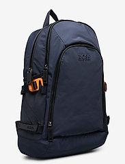 BOSS - Krone_Backpack - rygsække - navy - 2