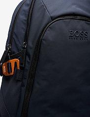 BOSS - Krone_Backpack - rygsække - navy - 3