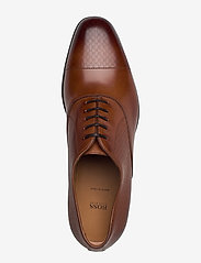 BOSS - Kensington_Oxfr_hbls - snøresko - medium brown - 3