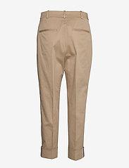 BOSS - Tachino - bukser med lige ben - medium beige - 3