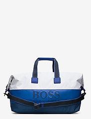 BOSS - Pixel ST_Holdall - weekendtasker - medium blue - 0