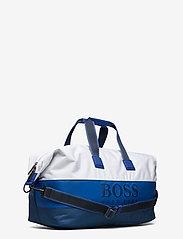 BOSS - Pixel ST_Holdall - weekendtasker - medium blue - 2