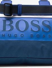 BOSS - Pixel ST_Holdall - weekendtasker - medium blue - 3
