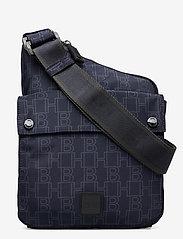 BOSS - Pixel AL_Bodybag - skuldertasker - navy - 0