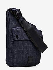 BOSS - Pixel AL_Bodybag - skuldertasker - navy - 2