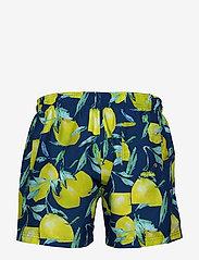 BOSS - Lemon Shark - badebukser - open blue - 1