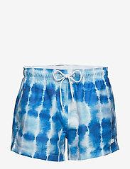 BOSS - Sunfish - badebukser - open blue - 0