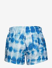 BOSS - Sunfish - badebukser - open blue - 1