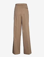 BOSS - Tadriesa - bukser med lige ben - medium beige - 1