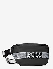 BOSS - Pixel O_Bumbag - bæltetasker - dark grey - 2