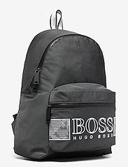 BOSS - Pixel O_Backpack - rygsække - dark grey - 2